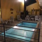 Balcones piscina